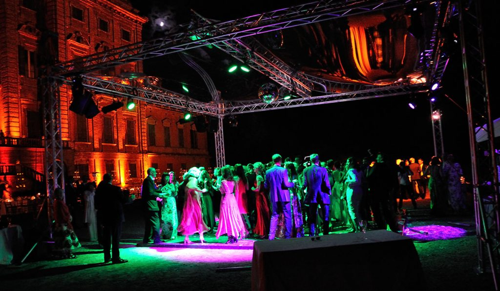 musica e balli per feste private