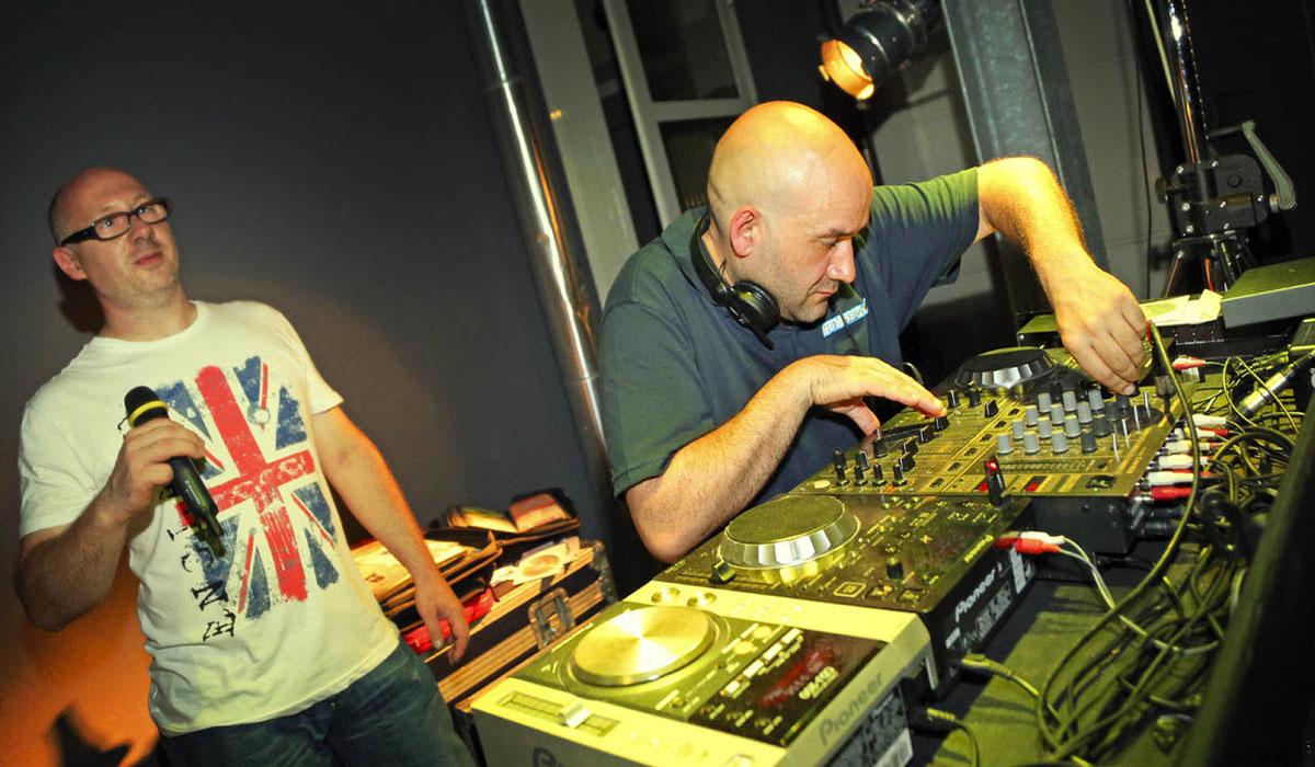 DJ Number One